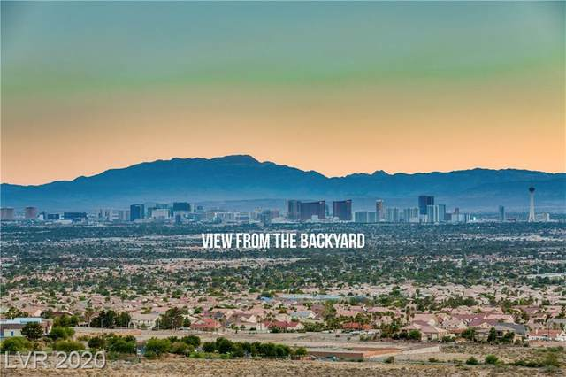 1740 Hardrock Street, Las Vegas, NV 89156 (MLS #2185452) :: The Lindstrom Group