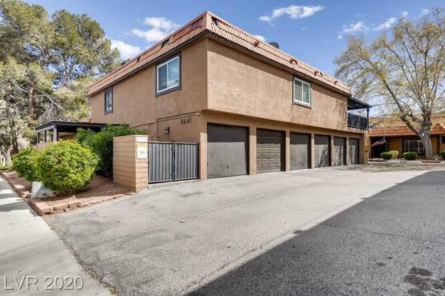 6641 Silverstream B, Las Vegas, NV 89107 (MLS #2185482) :: Billy OKeefe   Berkshire Hathaway HomeServices