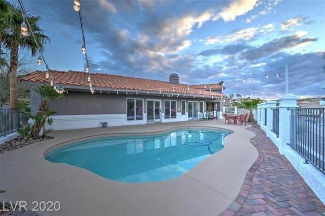 102 Casa Montana, Boulder City, NV 89005 (MLS #2185490) :: Signature Real Estate Group