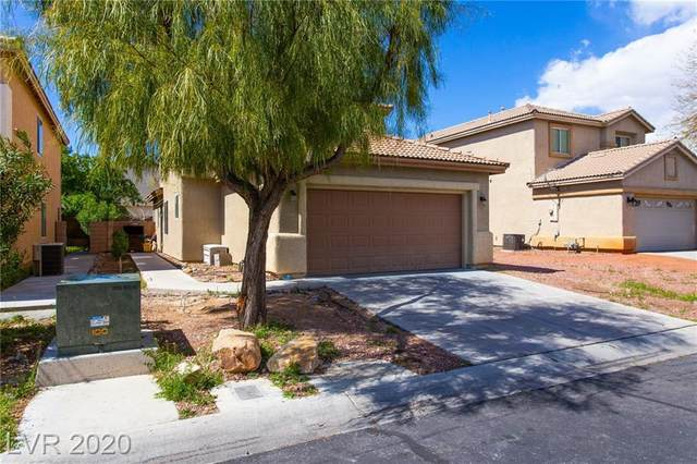 3863 Winter Whitetail, Las Vegas, NV 89122 (MLS #2185496) :: Performance Realty