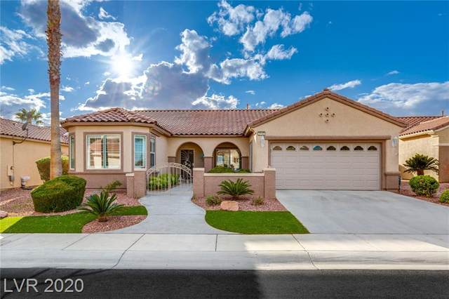2143 Fairweather, Henderson, NV 89052 (MLS #2185523) :: The Lindstrom Group