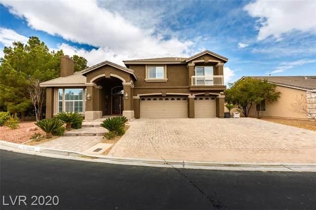11277 Pentland Downs, Las Vegas, NV 89141 (MLS #2185691) :: The Lindstrom Group