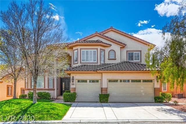 5423 San Florentine, Las Vegas, NV 89141 (MLS #2185719) :: Billy OKeefe | Berkshire Hathaway HomeServices