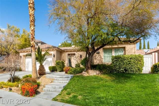 11548 Snow Creek Avenue, Las Vegas, NV 89135 (MLS #2185774) :: Jeffrey Sabel