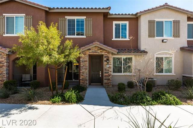 8466 Classique #103, Las Vegas, NV 89178 (MLS #2185815) :: Billy OKeefe | Berkshire Hathaway HomeServices