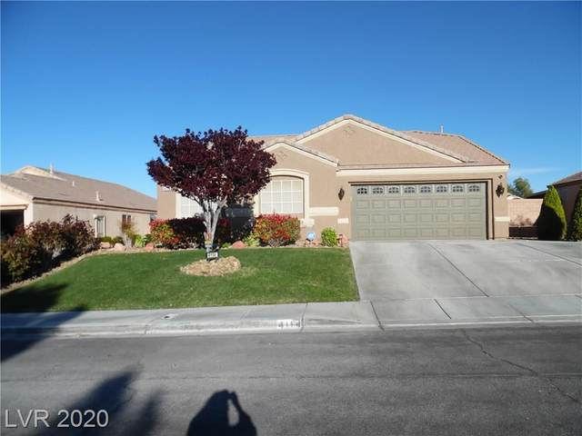 North Las Vegas, NV 89032 :: Brantley Christianson Real Estate