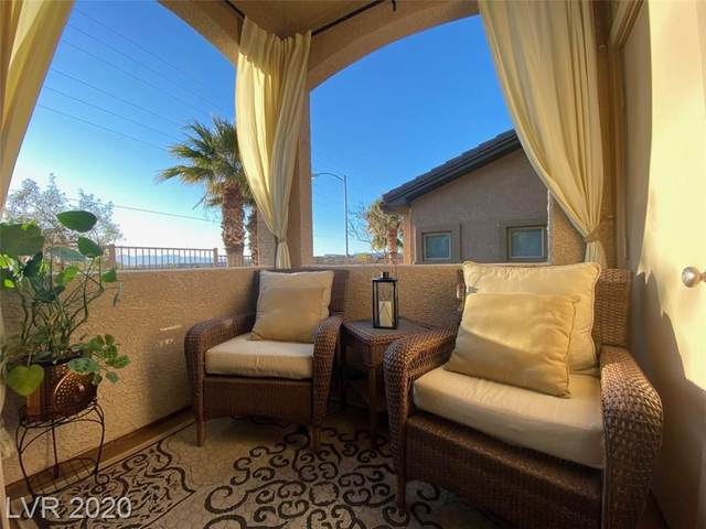 8985 S Durango Drive #1187, Las Vegas, NV 89113 (MLS #2185872) :: The Shear Team