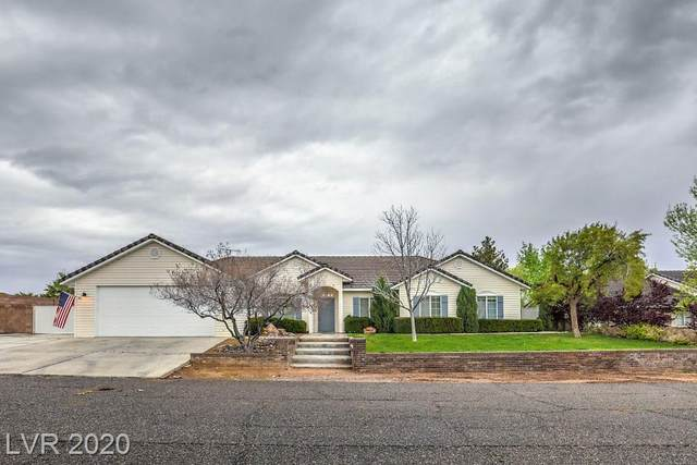 3192 Quaint Ranch, Logandale, NV 89021 (MLS #2185879) :: Signature Real Estate Group