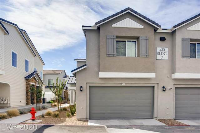 525 Mossy Cup Street #712, Henderson, NV 89052 (MLS #2185929) :: The Lindstrom Group
