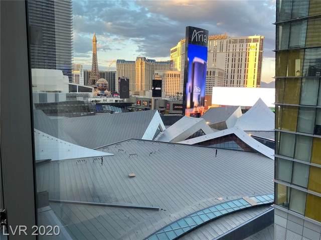 3726 S Las Vegas #809, Las Vegas, NV 89158 (MLS #2185933) :: Helen Riley Group | Simply Vegas