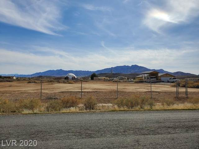 4661 Laurence, Pahrump, NV 89048 (MLS #2185939) :: The Lindstrom Group