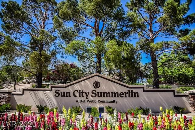 2816 Morning Ridge, Las Vegas, NV 89134 (MLS #2185944) :: The Lindstrom Group