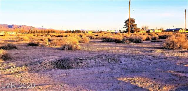 171 N Huascaran Street, Pahrump, NV 89048 (MLS #2185950) :: The Lindstrom Group