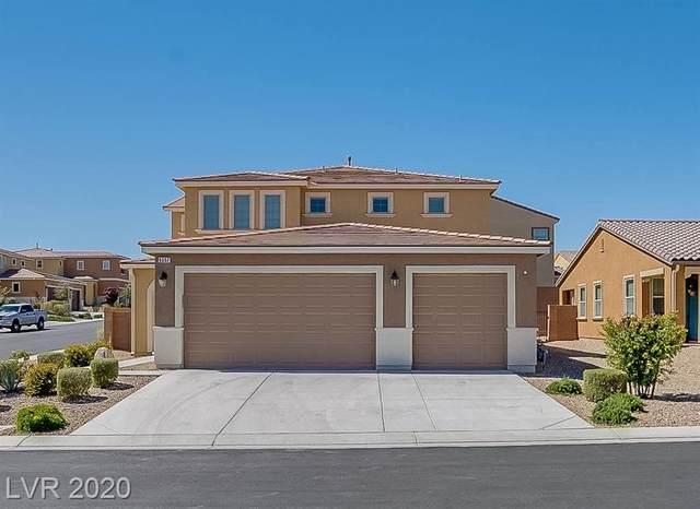 6537 Towerstone, North Las Vegas, NV 89084 (MLS #2185987) :: Performance Realty