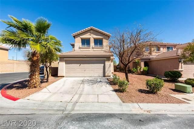 3558 Durant River, Las Vegas, NV 89122 (MLS #2185997) :: Signature Real Estate Group