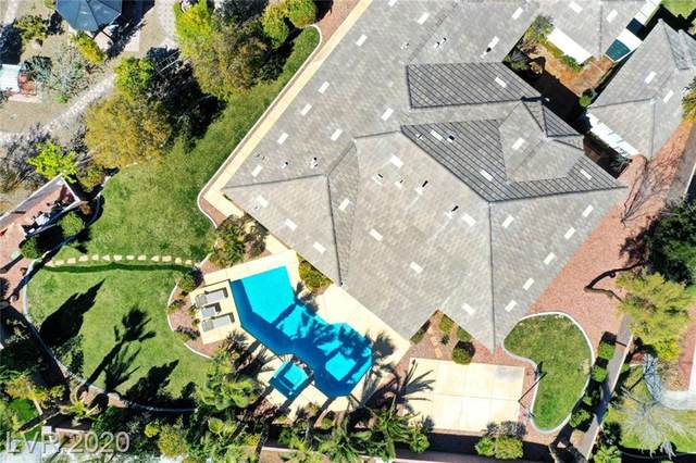 10873 Franklin Hills, Las Vegas, NV 89135 (MLS #2186060) :: The Lindstrom Group