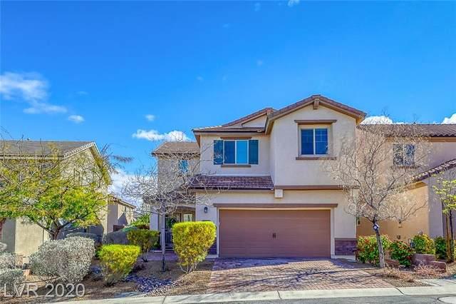 2644 Romarin Terrace, Henderson, NV 89044 (MLS #2186113) :: Jeffrey Sabel