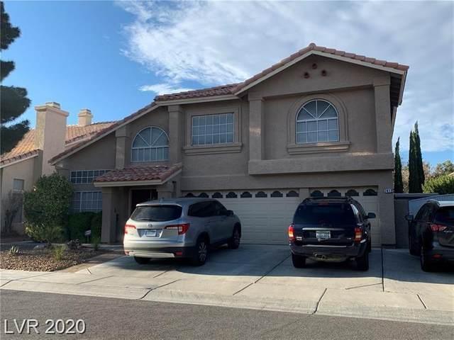 7412 Shallow Glen, Las Vegas, NV 89129 (MLS #2186205) :: The Lindstrom Group