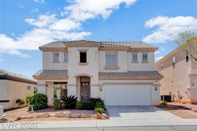 339 Falcons Fire, Las Vegas, NV 89148 (MLS #2186317) :: The Lindstrom Group