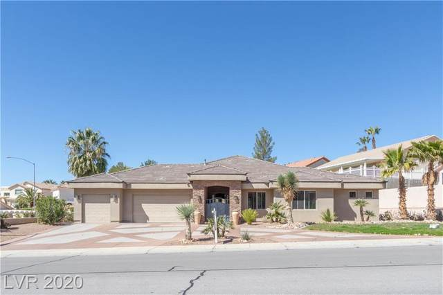 797 Chaparral, Mesquite, NV 89027 (MLS #2186342) :: Brantley Christianson Real Estate