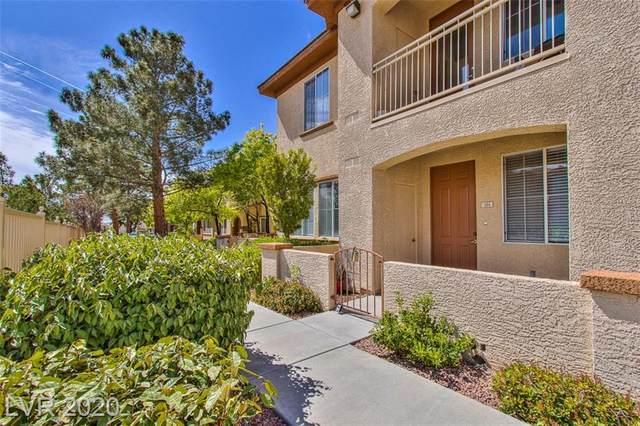 10180 Deerfield Beach #104, Las Vegas, NV 89129 (MLS #2186366) :: Trish Nash Team