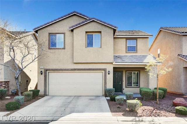 5532 Mercury Springs Drive, Las Vegas, NV 89122 (MLS #2186368) :: Signature Real Estate Group