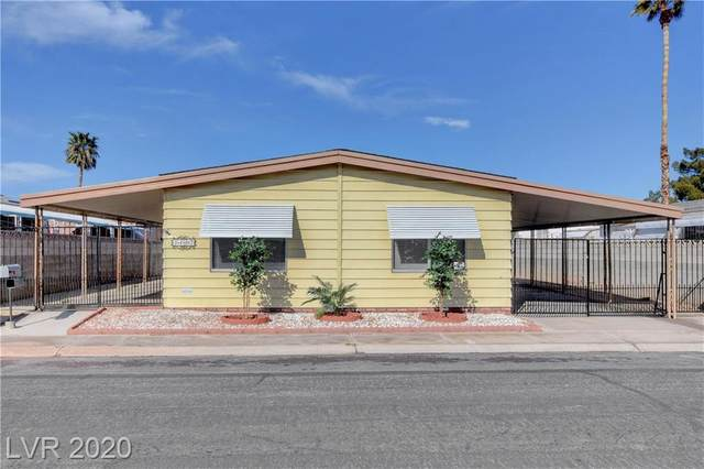 3407 Jewel Cave, Las Vegas, NV 89122 (MLS #2186383) :: Signature Real Estate Group