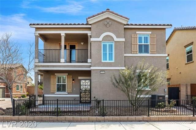 1056 Spotted Saddle Street, Henderson, NV 89015 (MLS #2186386) :: Kypreos Team