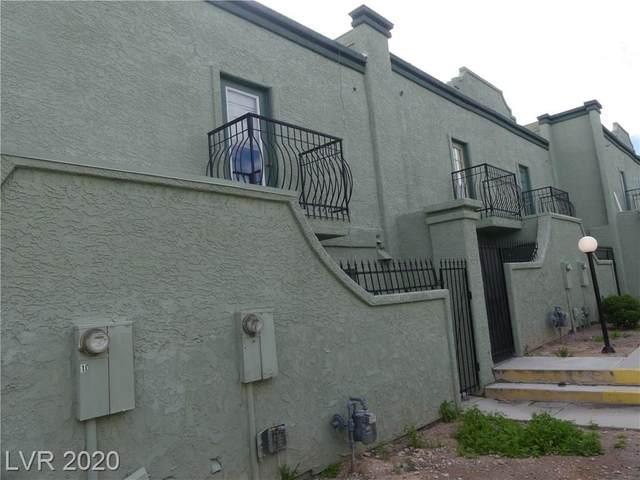 7086 Burcot Avenue I9, Las Vegas, NV 89156 (MLS #2186393) :: Performance Realty