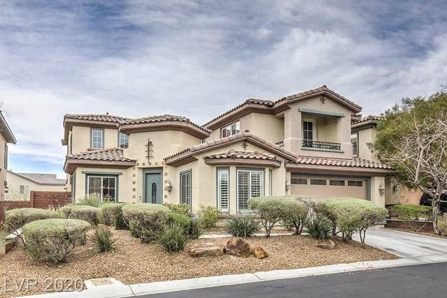 7747 White Ginger, Las Vegas, NV 89178 (MLS #2186417) :: Billy OKeefe | Berkshire Hathaway HomeServices