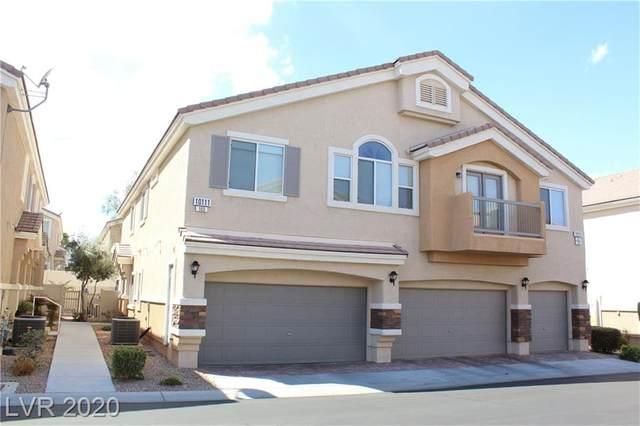 10111 Aspen Rose #103, Las Vegas, NV 89183 (MLS #2186477) :: The Lindstrom Group
