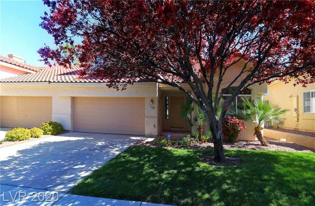 1789 Tanner Circle, Henderson, NV 89012 (MLS #2186478) :: The Lindstrom Group