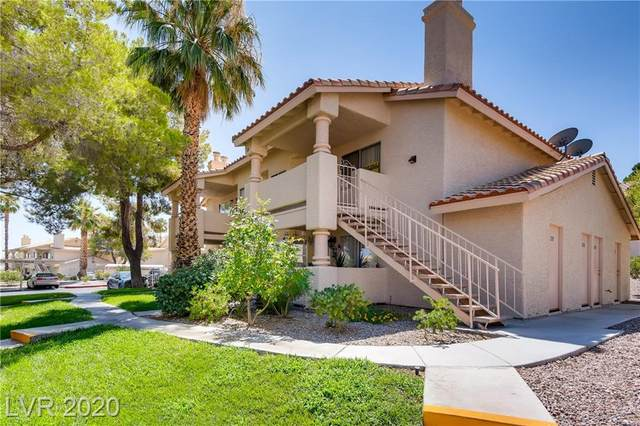 1301 Pinto Rock Drive #201, Las Vegas, NV 89128 (MLS #2186503) :: Hebert Group | Realty One Group