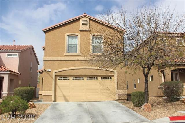 9611 Toy Soldier, Las Vegas, NV 89178 (MLS #2186505) :: Signature Real Estate Group