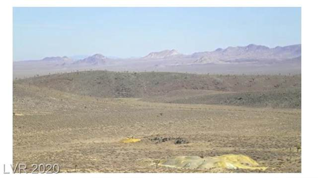 None, Tonopah, NV 89049 (MLS #2186507) :: The Lindstrom Group