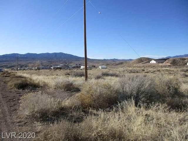 Carrigan-Apn 013-160-38, Caliente, NV 89008 (MLS #2186518) :: Signature Real Estate Group