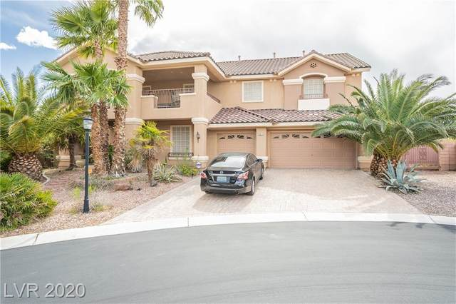 6017 Guild, Las Vegas, NV 89131 (MLS #2186520) :: The Perna Group
