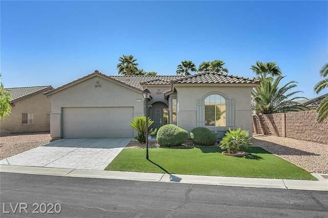 5879 Pavilion Lakes, Las Vegas, NV 89122 (MLS #2186523) :: Signature Real Estate Group