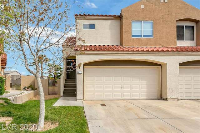 1672 Cloister, Henderson, NV 89014 (MLS #2186536) :: Signature Real Estate Group