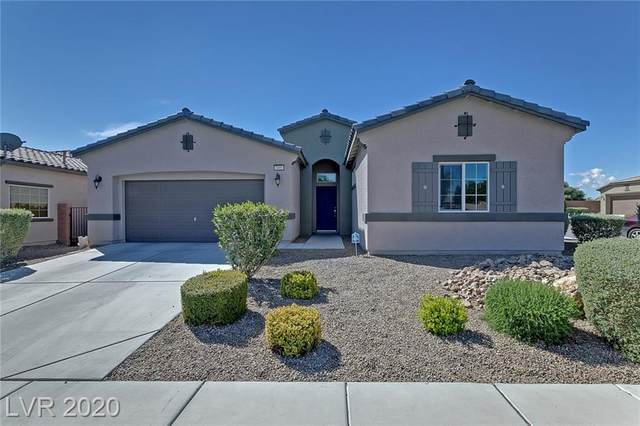 105 Dela Cruz, North Las Vegas, NV 89031 (MLS #2186542) :: Kypreos Team