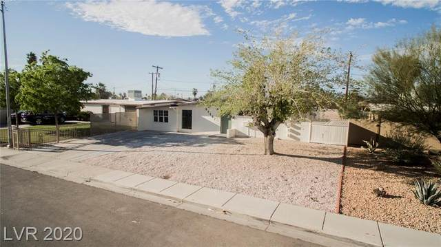 3112 Webb, North Las Vegas, NV 89030 (MLS #2186572) :: The Lindstrom Group