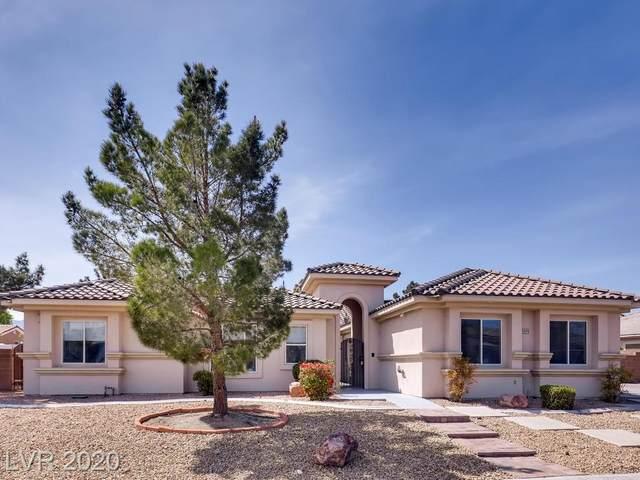 5945 Sierra Bonita, Las Vegas, NV 89149 (MLS #2186594) :: Trish Nash Team