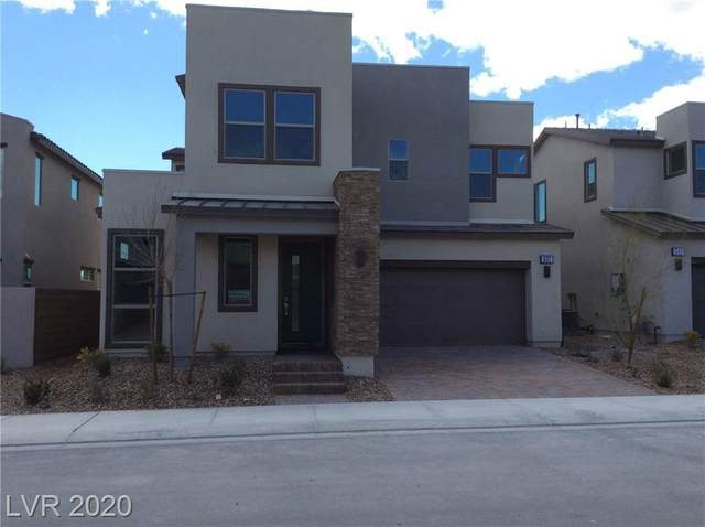 537 Ruby Mesa, North Las Vegas, NV 89084 (MLS #2186599) :: The Lindstrom Group