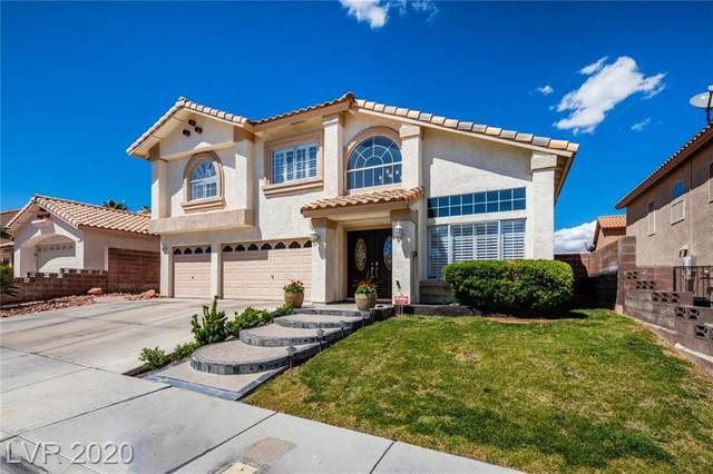 1512 Shady Rest, Henderson, NV 89014 (MLS #2186655) :: Signature Real Estate Group