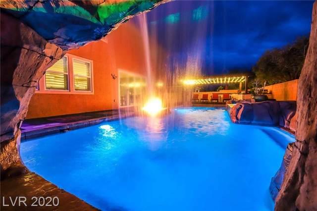 10361 Celestial Echo, Las Vegas, NV 89183 (MLS #2186656) :: Signature Real Estate Group
