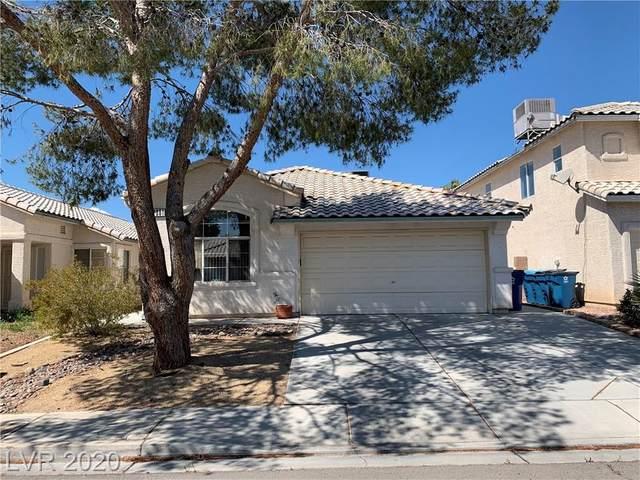 2301 Red Crossbill, Las Vegas, NV 89142 (MLS #2186658) :: Signature Real Estate Group