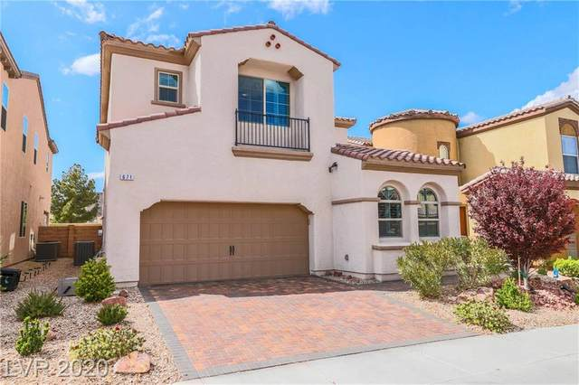 671 Orchard Course, Las Vegas, NV 89148 (MLS #2186661) :: The Lindstrom Group