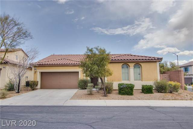 10646 Stronghold, Las Vegas, NV 89179 (MLS #2186677) :: Billy OKeefe | Berkshire Hathaway HomeServices