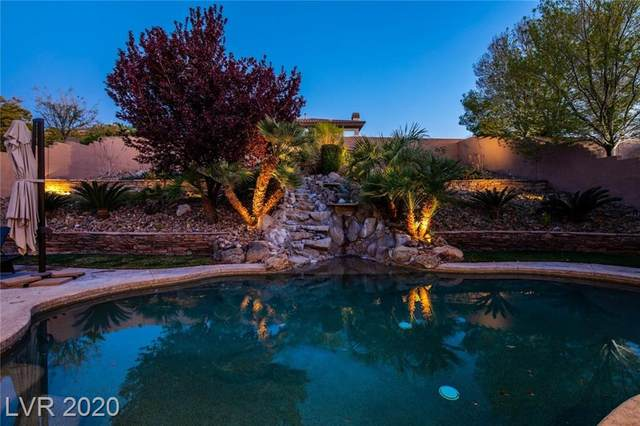15 Holston Hills, Henderson, NV 89052 (MLS #2186726) :: Hebert Group | Realty One Group