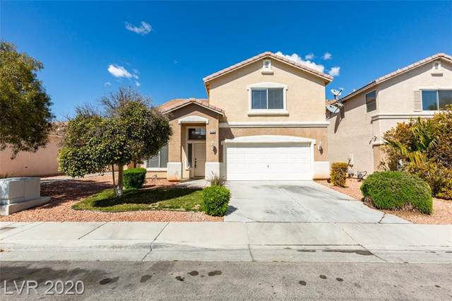 4130 Carrie Hills, North Las Vegas, NV 89031 (MLS #2186736) :: Kypreos Team